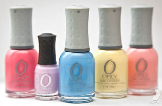Orly Sweet collection