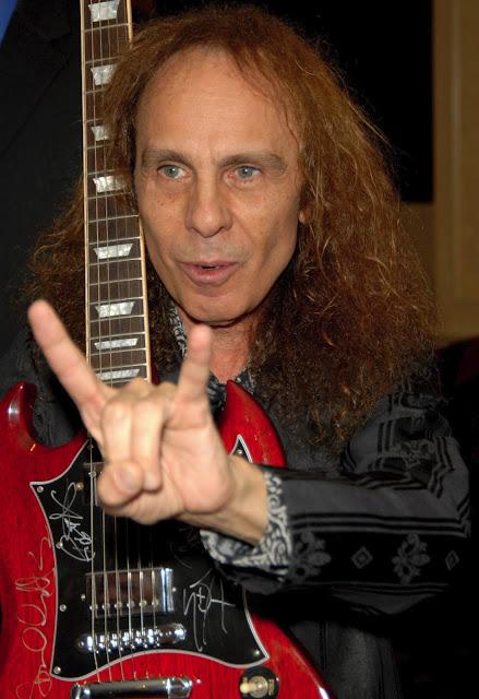 Ronnie James Dio, Rainbow in the Dark,Dio