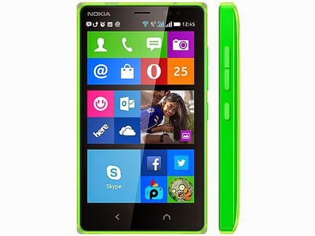 Spesifikasi dan Harga Nokia X2 Dual SIM | Generasi Terbaru, Masih Android!