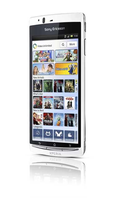 Harga dan Spesifikasi Sony Ericsson Xperia Arc S