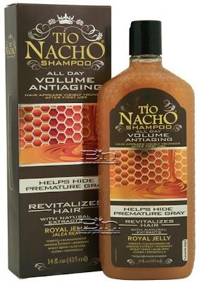 novo Shampoo Tio Nacho
