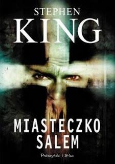 "7. ""Miasteczko Salem"" Stephen King"