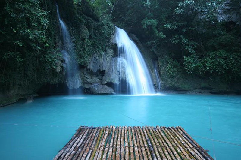 description about kawasan falls in badian Embark on this full-day small-group trip to the kawasan falls and moalboal islands tour description provided you will depart from badian and head back.