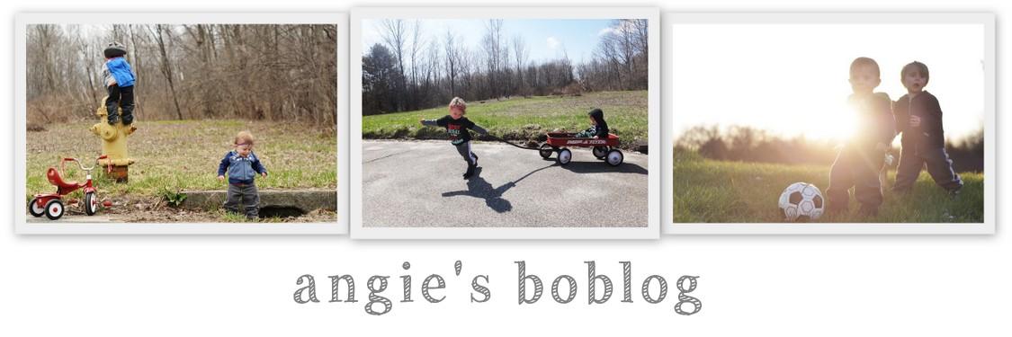 Angie's BoBloG