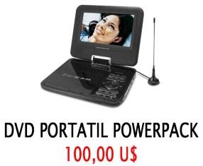 DVD PORT. COM TV