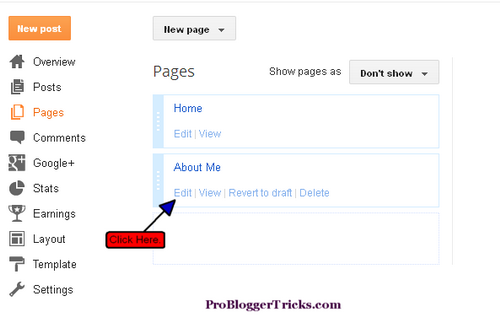 How to disable comments in blogger
