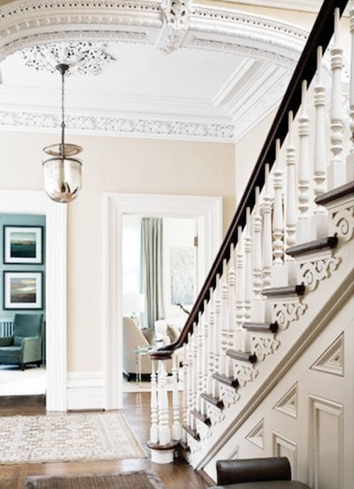 Architectural Moulding Designs : A fascination with stairs home and lifestyle design