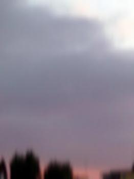 nuvole di tramonto