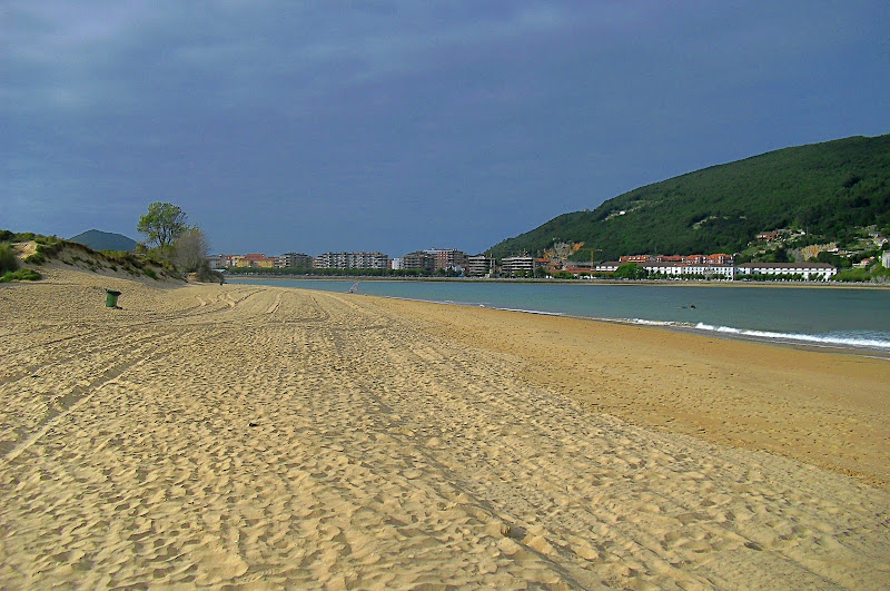 Playa del Puntal de Laredo