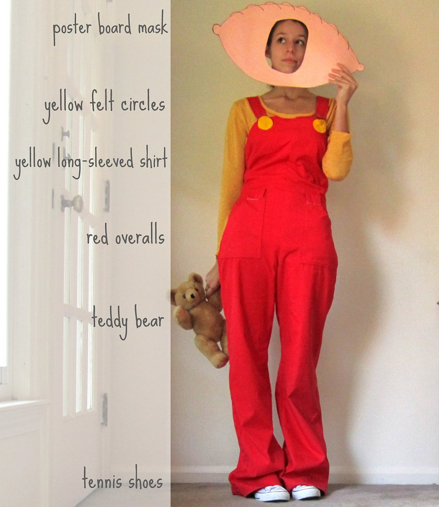 stewie griffin costume