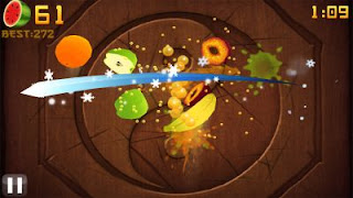 Free Fruit Ninja S^3 Game