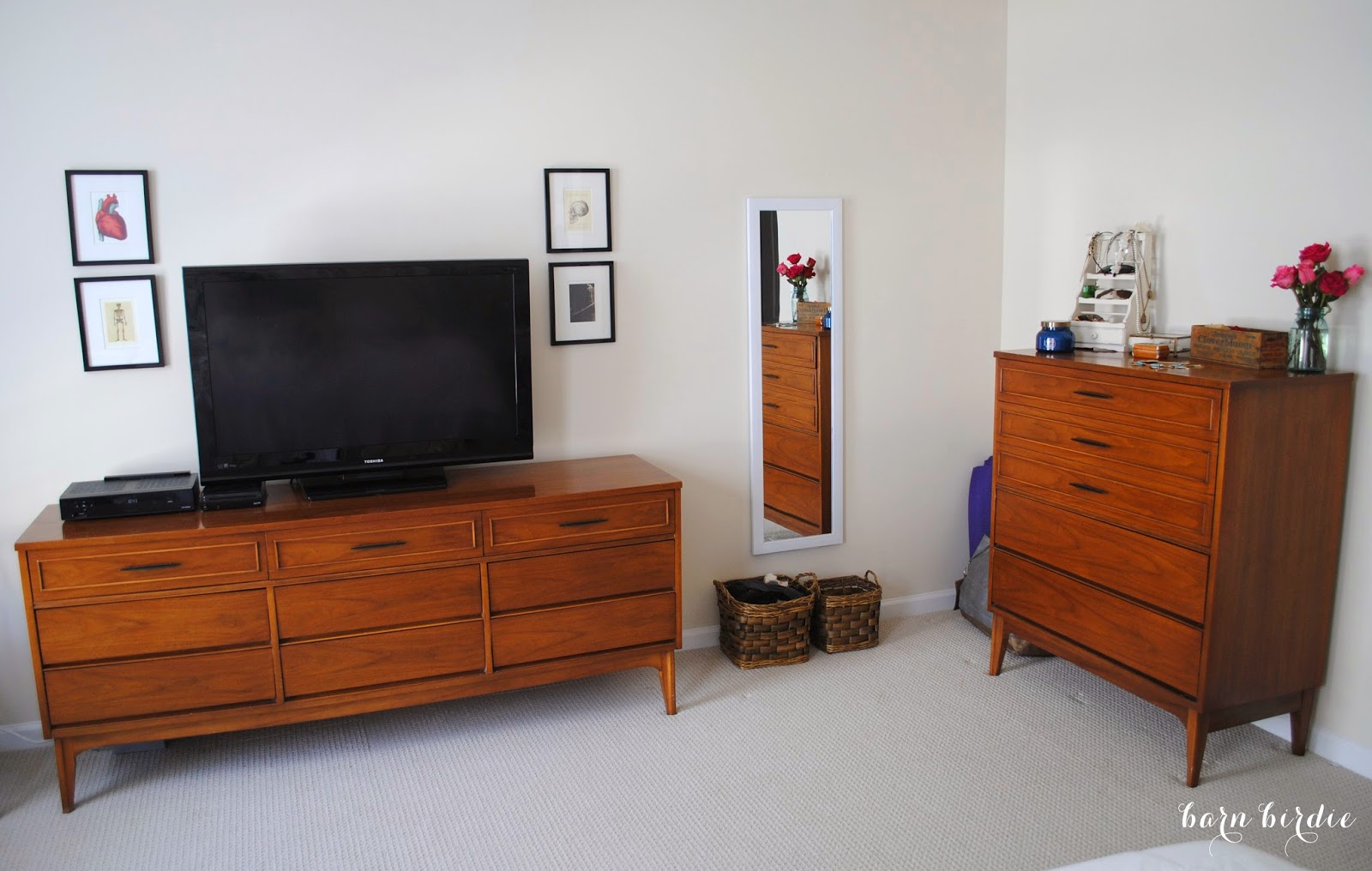 Master Bedroom Mid Century Furniture