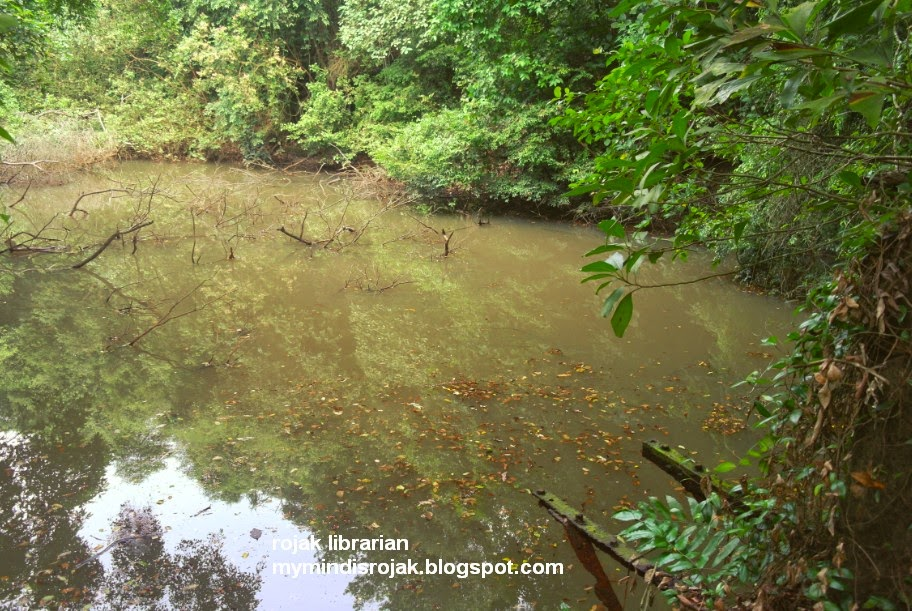 Keppel Hill Reservoir / Lost Reservoir