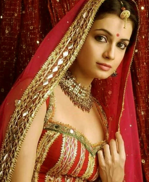 Indian Bridal Dulhan Wedding Dresses For 2012