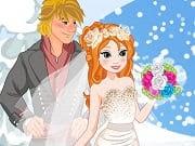 Anna y Kristoff se está preparando para su boda planeada para este invierno. La Princesa Anna necesita ayuda para un cambio de imagen nupcial. En primer lugar nos ocuparemos del maquillaje, luego hay que elegir el vestido más hermoso para la boda. Disfruta jugando a este juego Anna Winter Wedding Makeover
