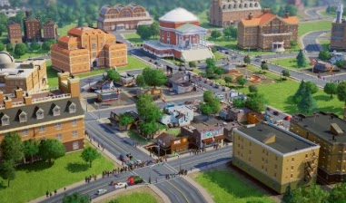 Download SimCity 5 ( 2013 ) Offline Version PC Game Full Gratis