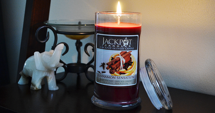 Alyssa Collazo Jackpot Candles Review Giveaway