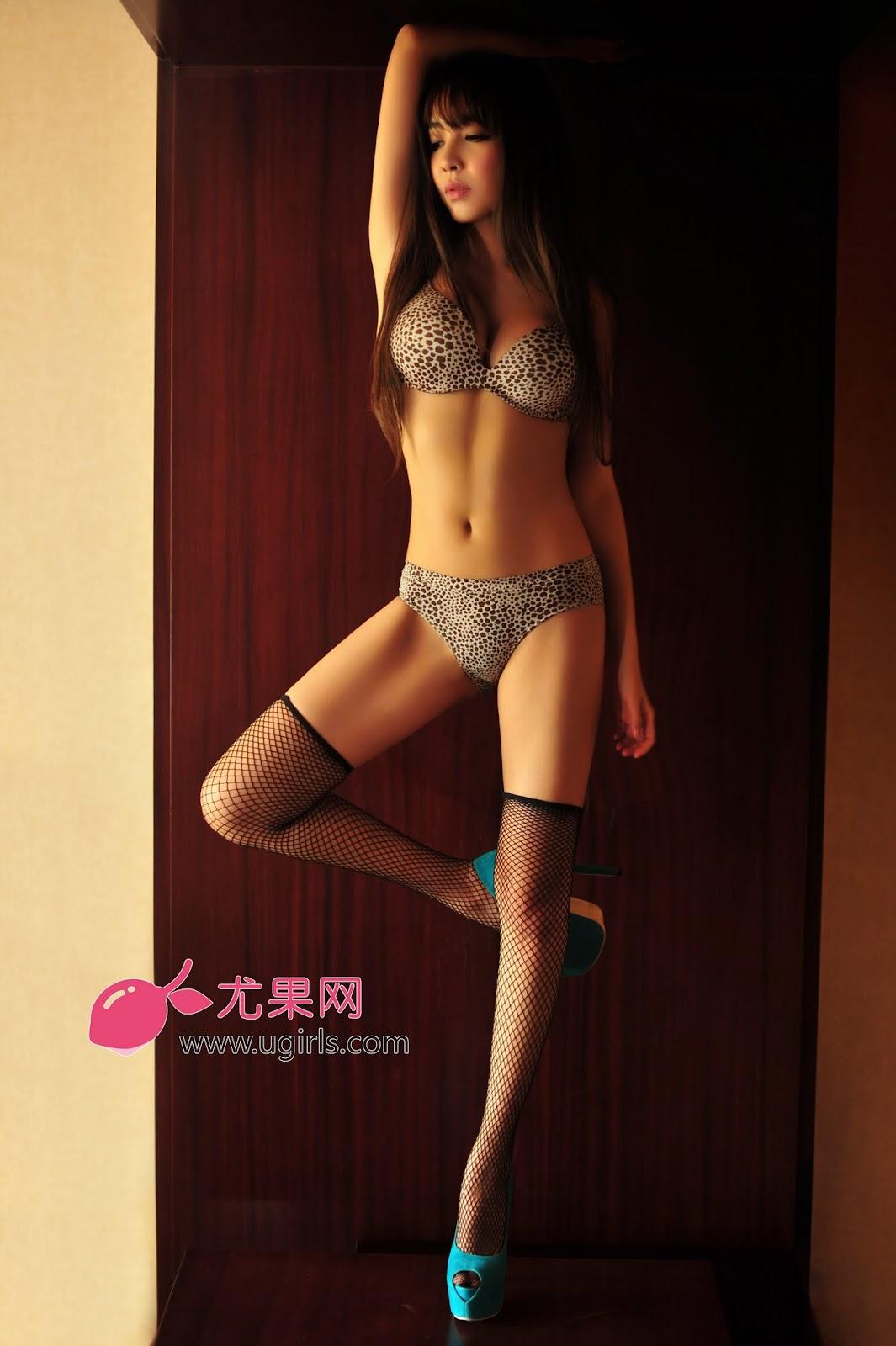 DLS 4712 - Hot Girl Model UGIRLS NO.13