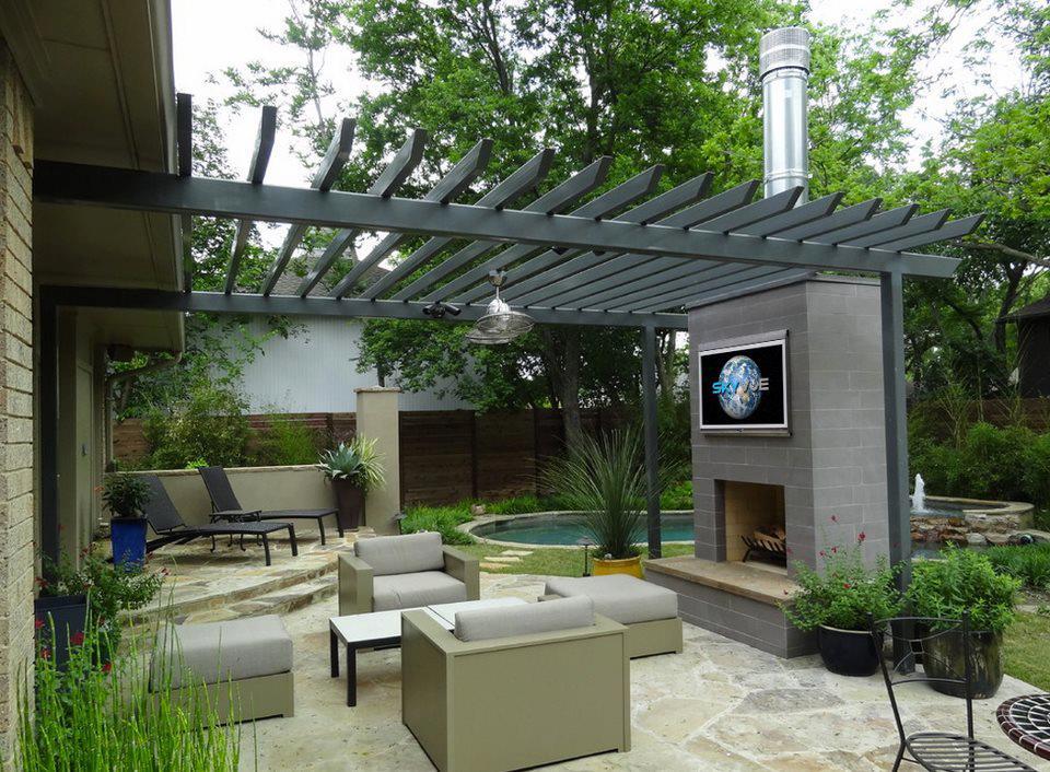 Arquitectura moderna en el mundo for Arquitectura moderna minimalista