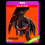 El depredador (2018) WEB-DL 1080p Audio Dual Latino-Ingles