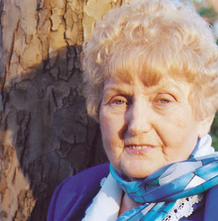 Eva Kor of The Forgiveness Project