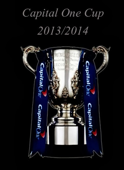 Capital One League Cup Drawing Fourth Round 20132014