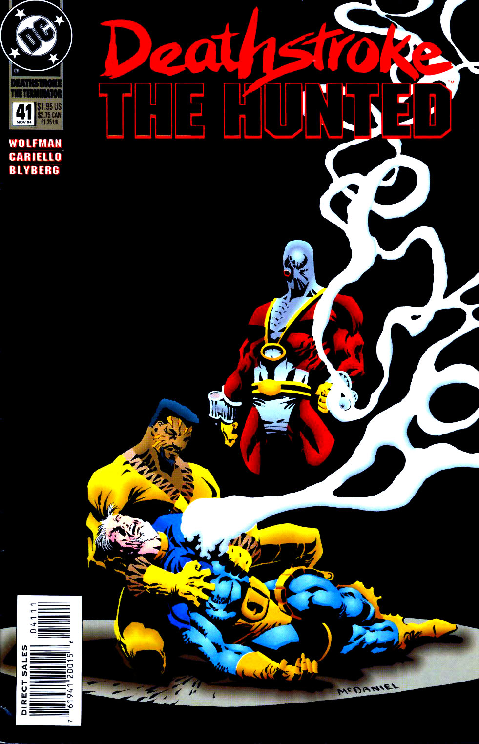 Deathstroke (1991) Issue #41 #46 - English 1