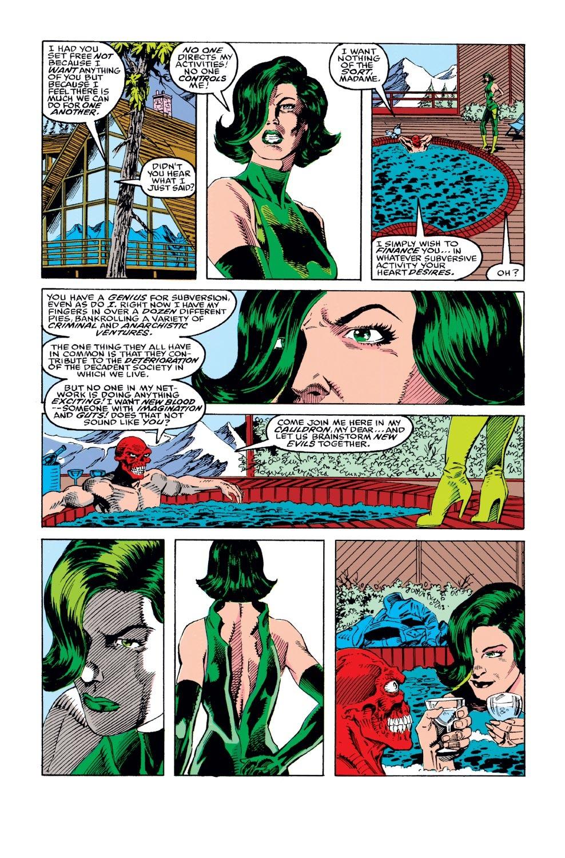 Captain America (1968) Issue #395 #328 - English 6