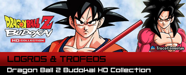 Logros y Trofeos Dragon Ball Z Budokai HD Collection