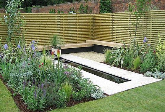 Small garden design blueprint for planting a three for Garden design and planting