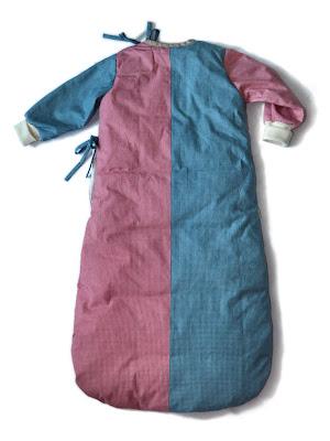 gudekind blog ein schlafsack aus alpakawolle. Black Bedroom Furniture Sets. Home Design Ideas