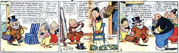 The Katzenjammer Kids di Harold Knerr