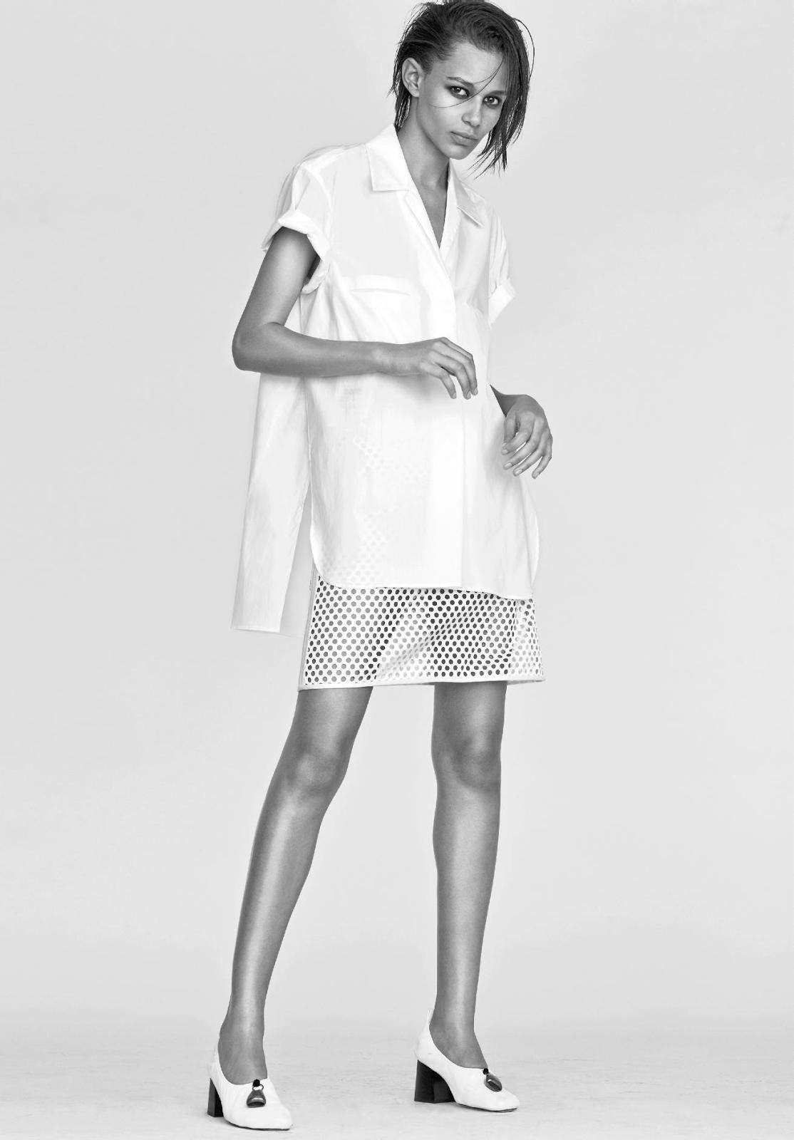 Binx Walton by Kacper Kaspryzyk x Mel Ottenberg for V Magazine Spring 2015