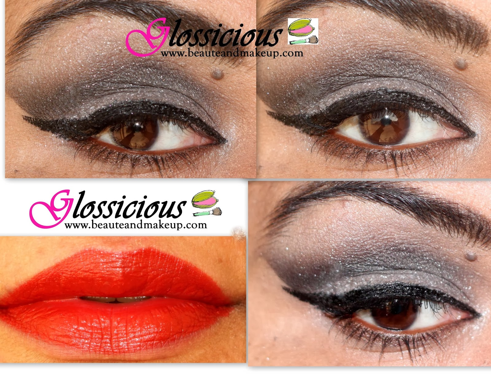 Glossicious by sarah pakistani beauty blogreviewsmakeup tips 11800 value for only 10620 includes one each of crimson lip liner venetian red cream lipstick maraschino lip lacquer silver lining glow eye color baditri Image collections