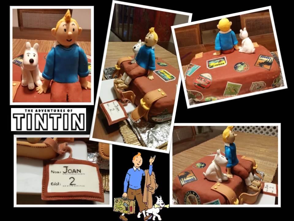 Las aventuras de Tintin y Milu