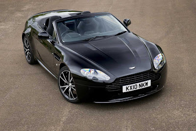 2011 Aston Martin V8 Vantage N420 Wallpaper