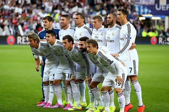 حارس إسبانيا يصدم ريال مدريد