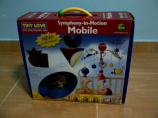 tiny love symphony in motion mobile manual