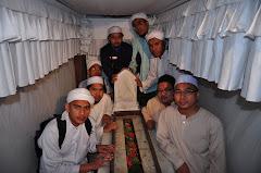 Makam Sunan Muria, Raden Omar Said