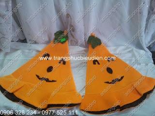 bán nón phù thủy halloween