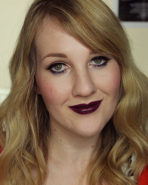 MAC The Matte Lip 2015 - Instigator Lipstick Swatches & Review