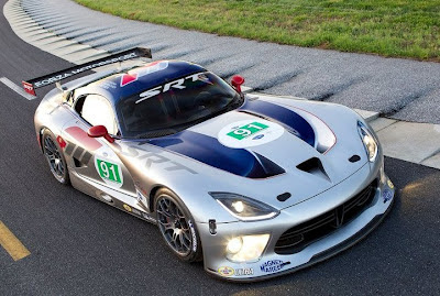 Dodge SRT Viper GTS-R 2013 pictures