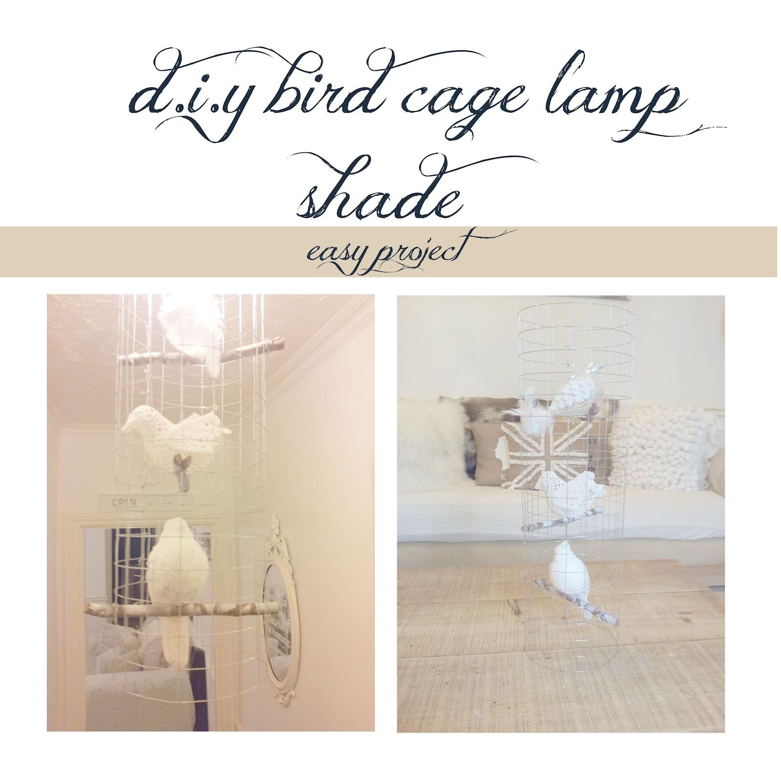 Diy bird cage lamp shade twigg studios diy bird cage lamp shade aloadofball Image collections