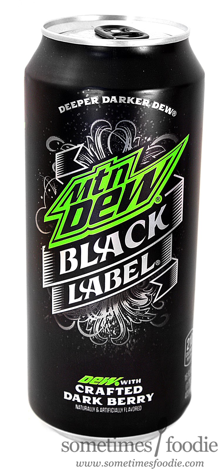 Crafted Mountain Dew