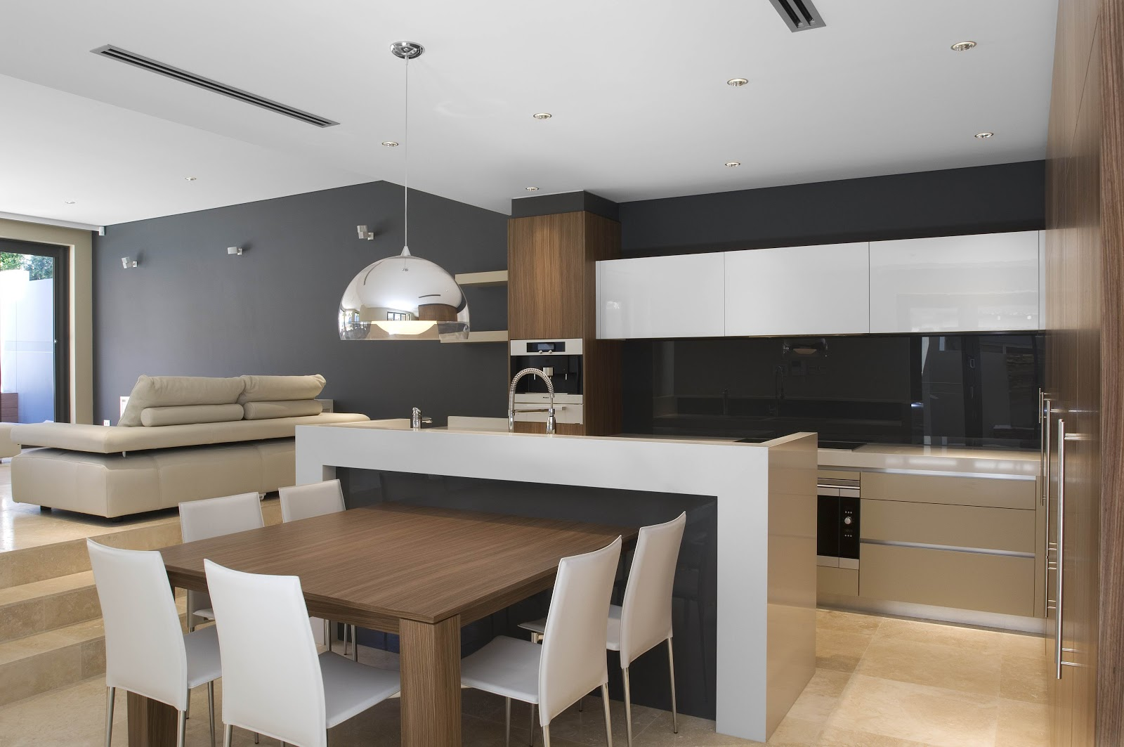 Minosa Kitchen Design Takes Centre Stage Design By Minosa