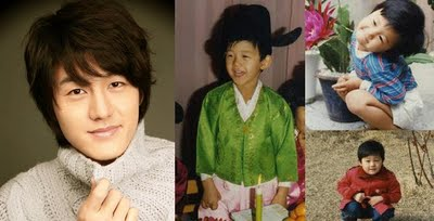 Lee_Ki_Woo_çocukluğu