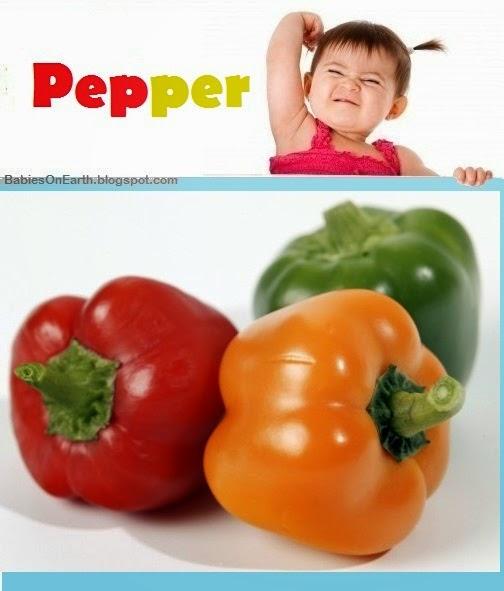 Baby Pepper
