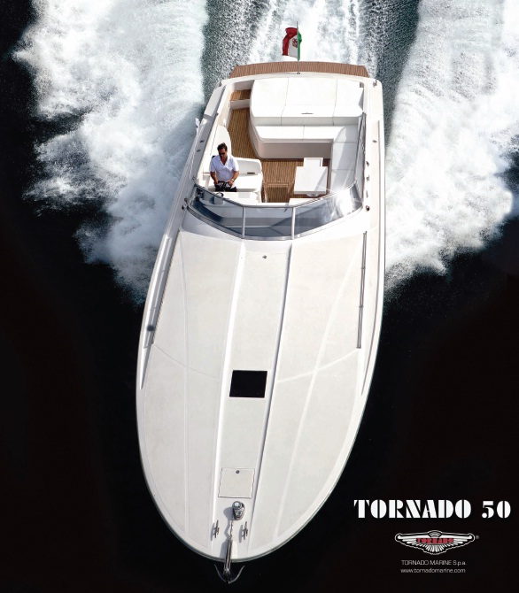 A VENDA BARCOS (Tornado 50)