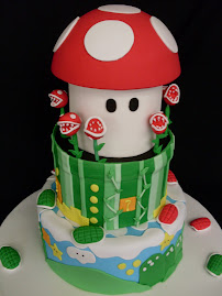 Another Super Mario Cake!