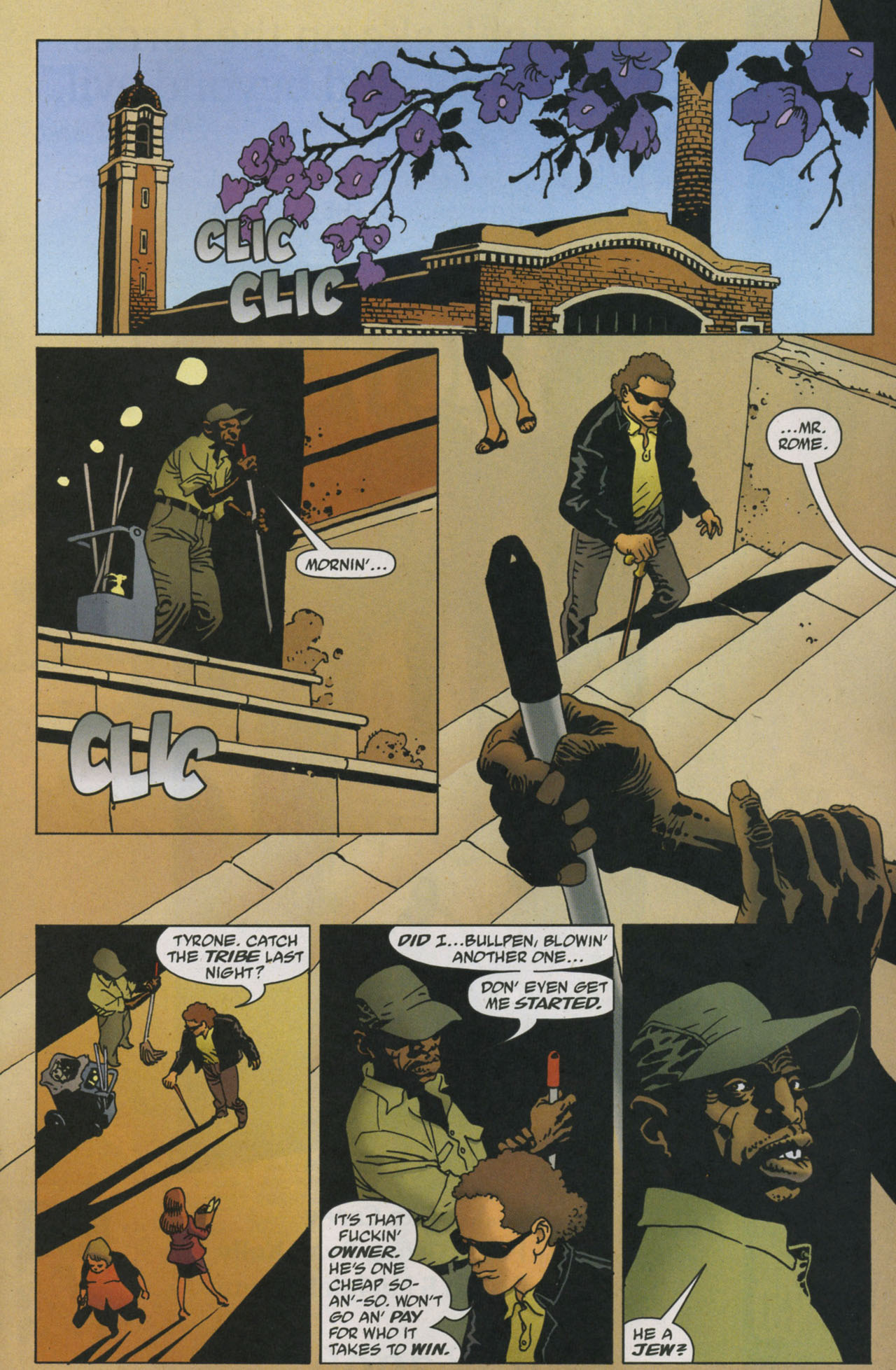 100 Bullets 74 Page 10